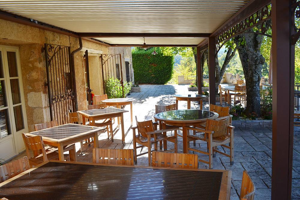 Restaurant Ferme Sainte Cécile Moustiers